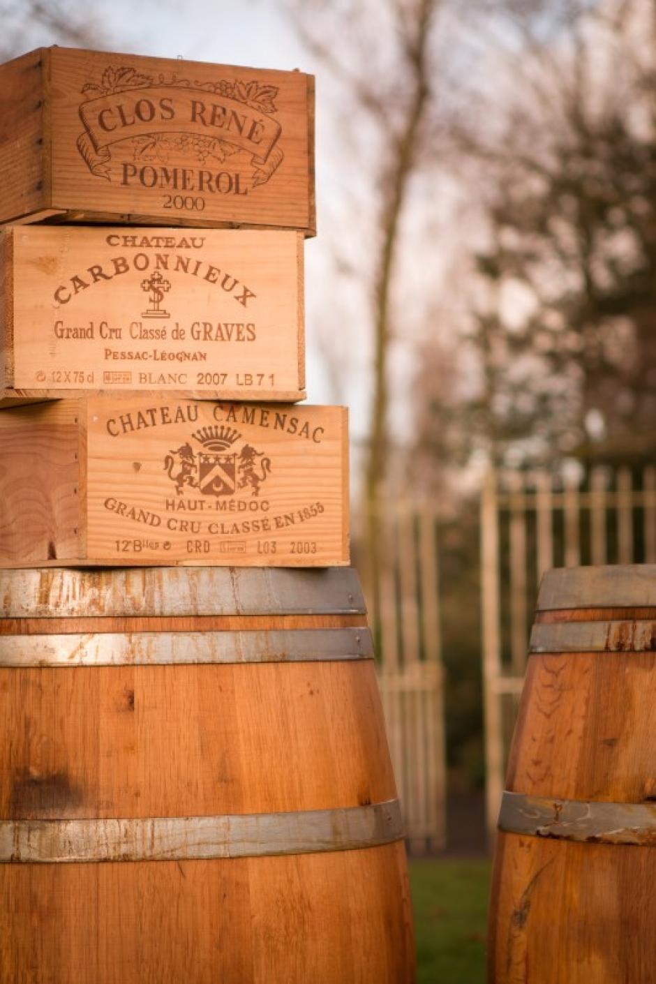 Een biologische wijn is een wijn gemaakt van kwaliteitsdruiven die biologisch geteeld zijn.