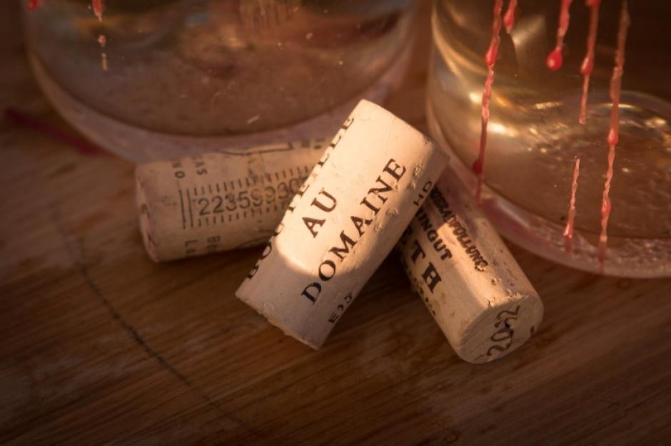 Het verschil tussen biologische wijn en natuurlijke wijn is dat natuurlijke wijn nog minder op menselijke interventies rekent dan biologische wijn.