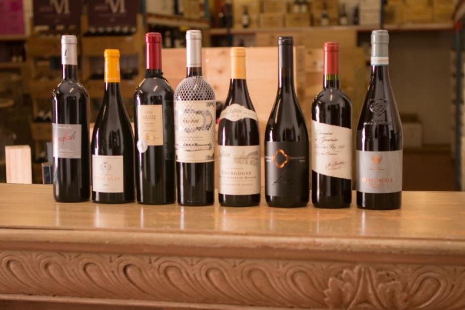 Wijn is een bijzonder veelzijdige drank.